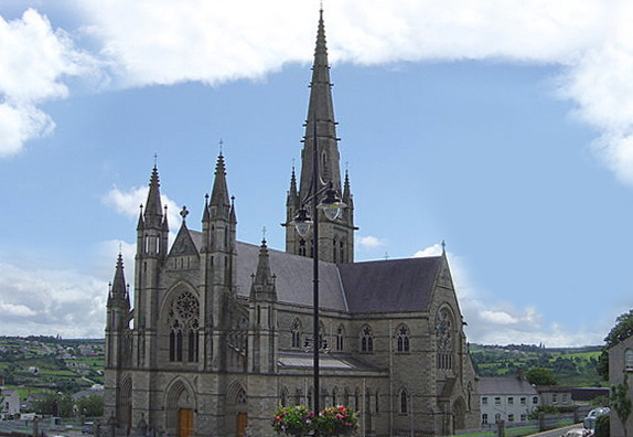 You are browsing images from the article: St, Eunan's Cathedral Case-study